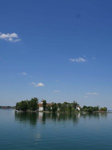 Island Frauenchiemsee