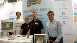 GIScience HD Intergeo team