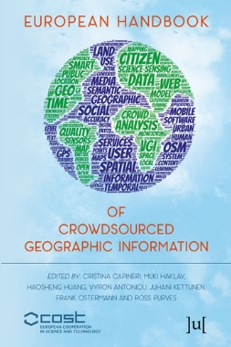 Handbook of Crowdsourced Geographic Information