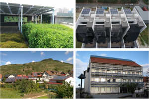 PV application in different context of climate and culture.