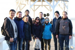 3DGeo group picture in Bregenz
