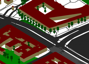 Sample OSM2World model